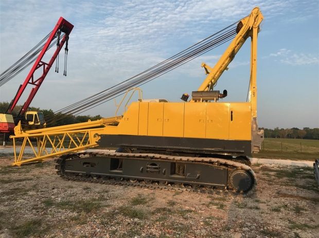 2005 KOBELCO CK1000-II Crawler Crane