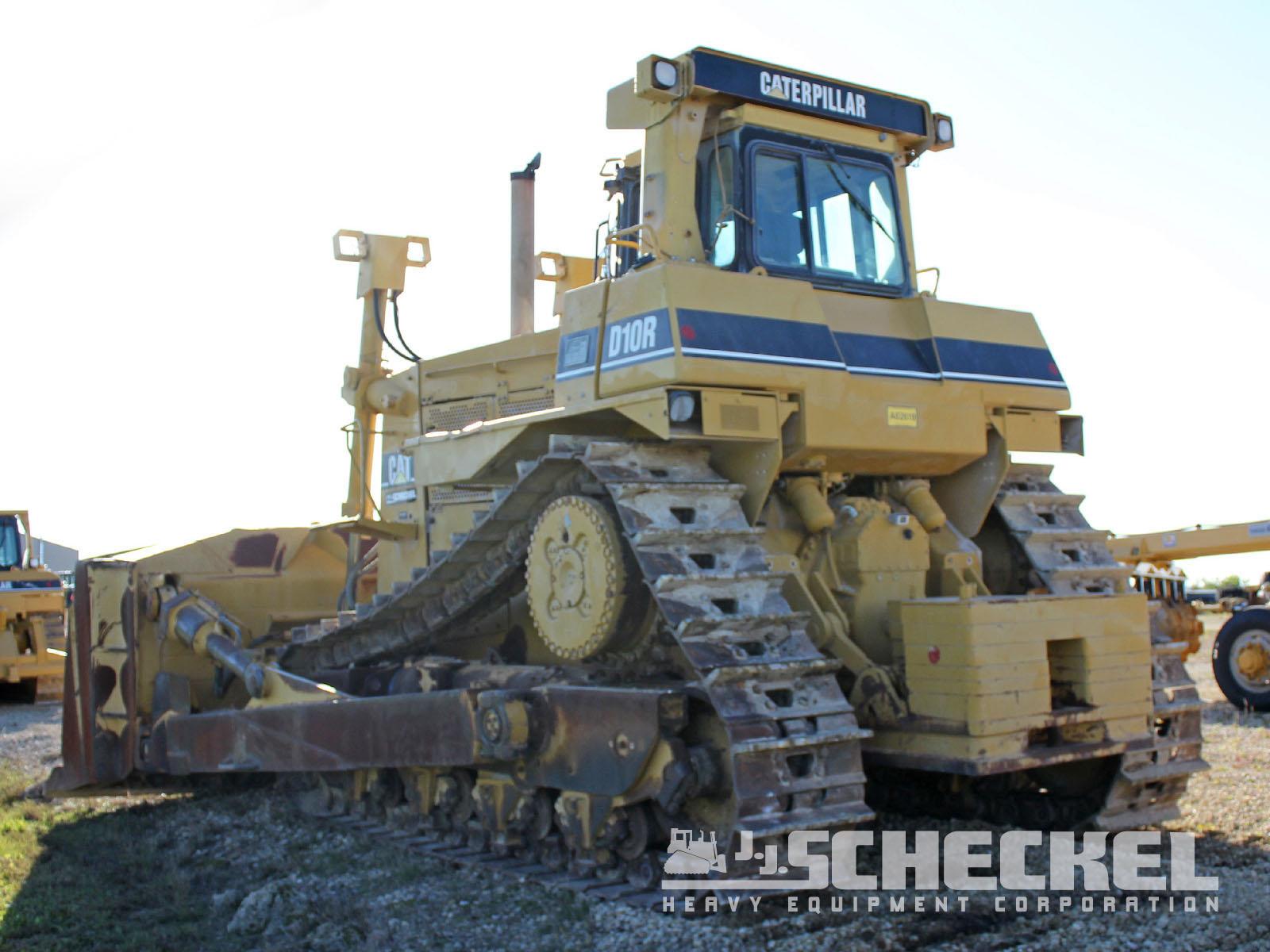 1999 Cat D10R, Crawler Tractor, A02619
